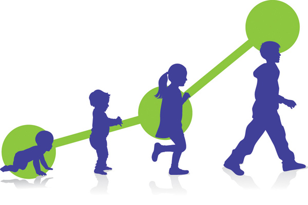 Los estirones de crecimiento - Pediatria Salud