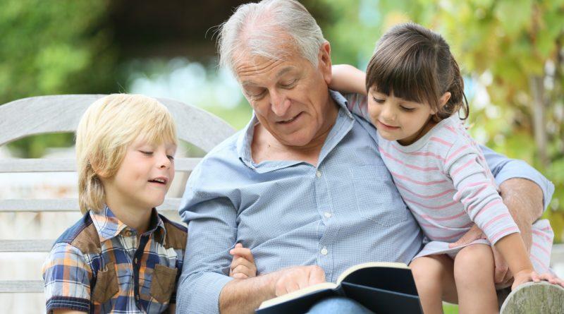 Pon un abuelo en su vida