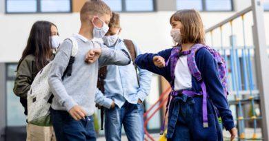 Antes de ir al colegio, cuando llega septiembre en un año de pandemia